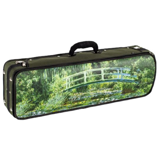 Howard Core Impressionist Violin Case Monet