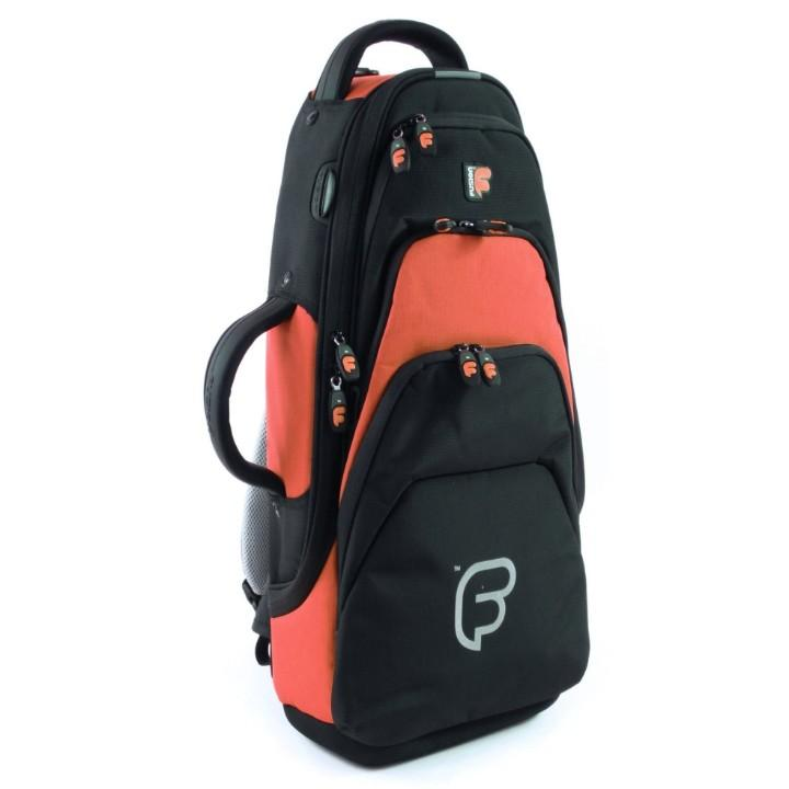 Fusion Premium Alto Sax Gig Bag Orange