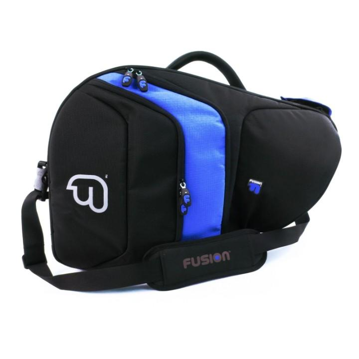 Fusion Premium French Horn Gig Bag Blue