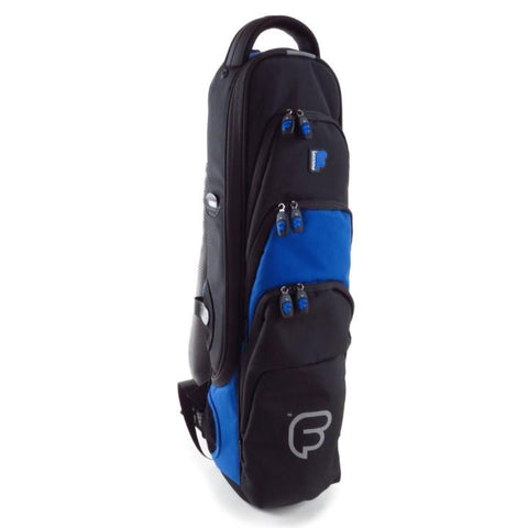 Image of Fusion Soprano Sax Gig Bag Blue