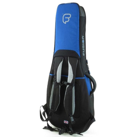 Image of Fusion Urban Electric Guitar Bag Blue