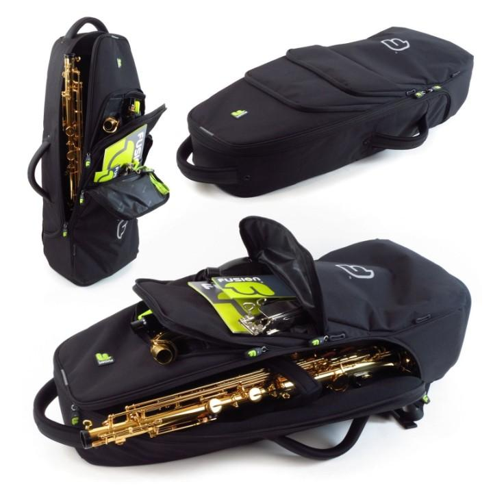 Fusion Urban Tenor Sax Gig Bag Black