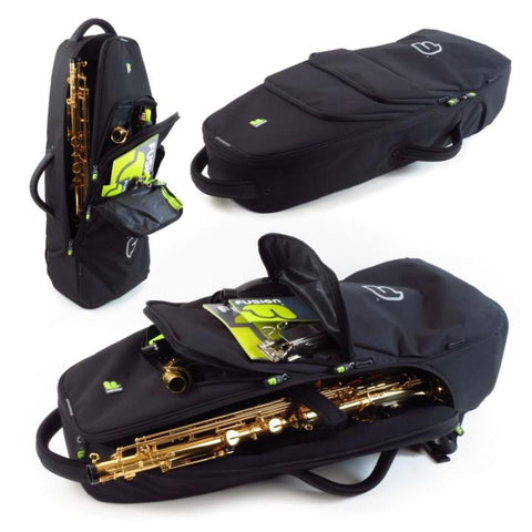 Image of Fusion Urban Tenor Sax Gig Bag Black