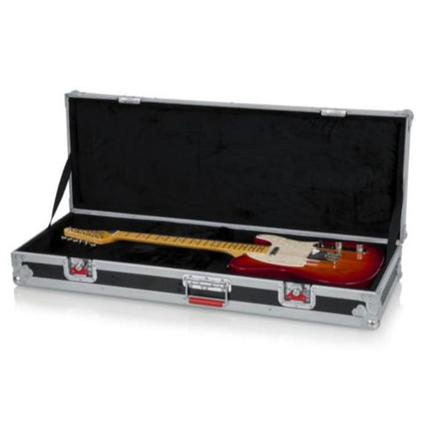 Gator G-Tour Wood Electric Guitar Flight Case Interior