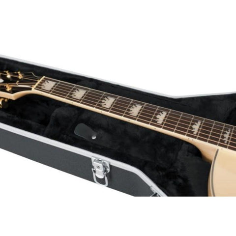 Image of Gator GC Deluxe Jumbo Acoustic Case