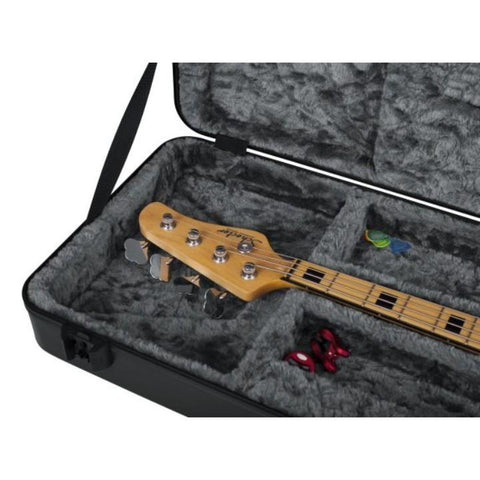 Gator TSA ATA Bass Guitar Case with LED Light