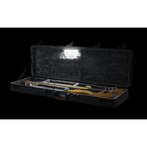 Gator TSA Bass Guitar Case with LED Light