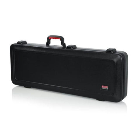 Gator ATA Standard Electric Guitar Case Black - Front