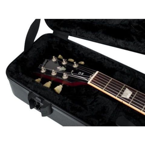Gator TSA/ ATA Black Gibson SG Electric Guitar Case - Interior