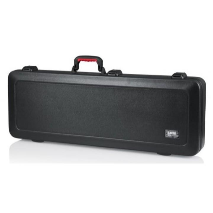 Gator TSA Standard Electric Guitar Case with LED Light - Front