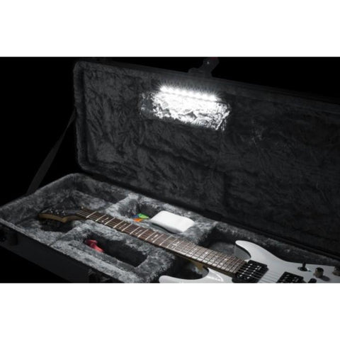 Gator TSA ATA Standard Electric Guitar Case with LED Light