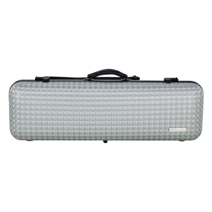 Gewa Air Diamond Silver Violin Case - Front