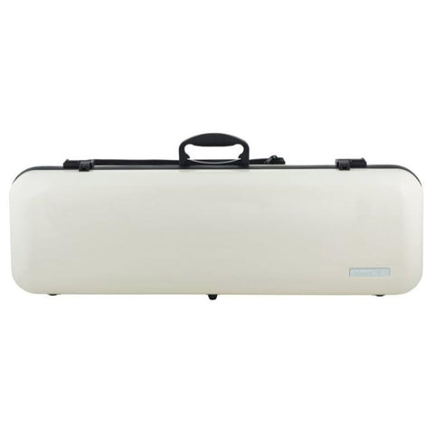 Gewa Air 2.1 Beige Oblong Violin Case - Front