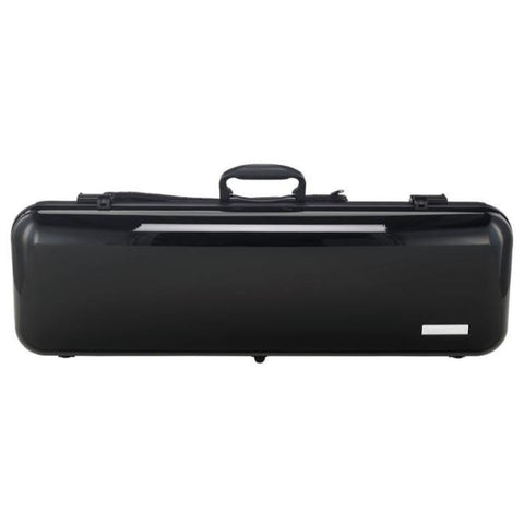 Gewa Air 2.1 Oblong Black Violin Case - Front