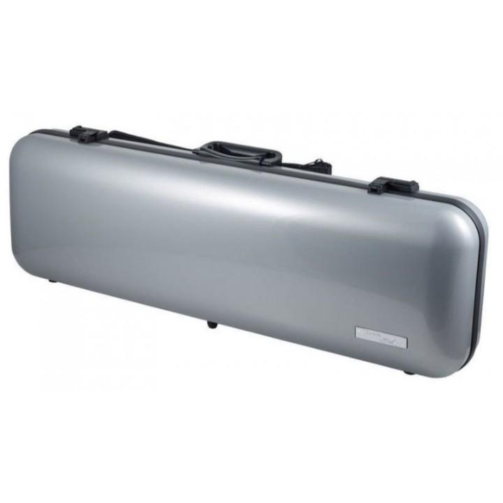 Gewa Air 2.1 Metallic Silver Oblong Violin Case