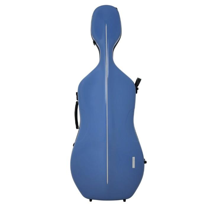 Cello Case Blue