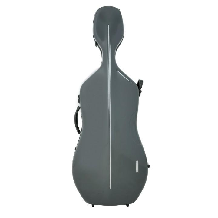 Gewa Air 3.9 Cello Case Grey
