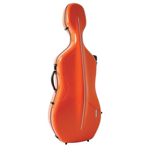 Cello Case Orange