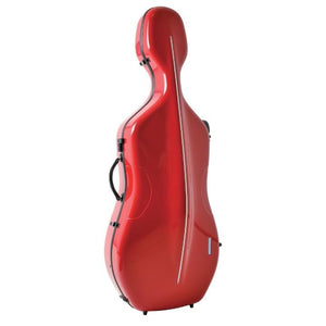 Gewa Air 3.9 Cello Case Red