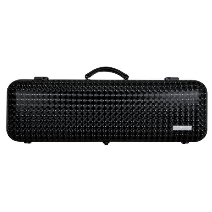 Gewa Air Diamond Black Violin Case - Front