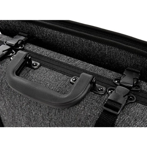 Image of Gewa Bio-S Oblong Gray Violin Case with Pocket