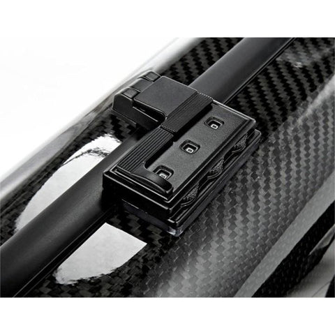 Gewa Idea 1.8 Oblong Carbon Fiber Violin Case - Combination locks
