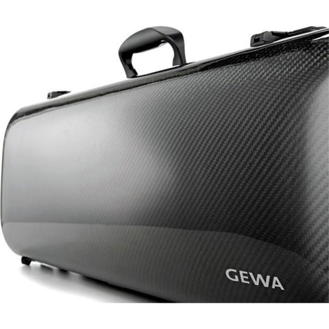 Gewa Idea 1.8 Oblong Carbon Fiber Violin Case - Side