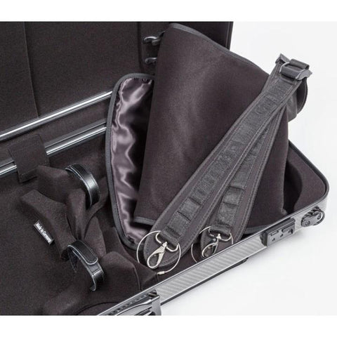 Carbon fiber Double Violin Case