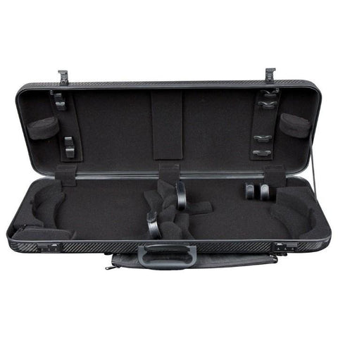 Image of Carbon fiber Double Violin Case