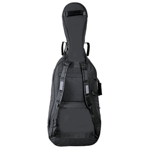 Gewa Premium Black Gig Bag - Back