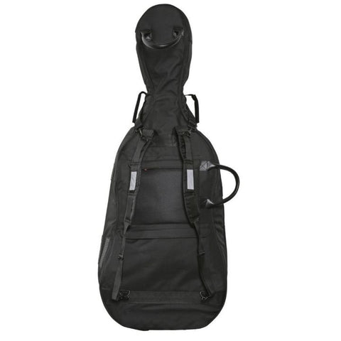Gewa Prestige Black Gig Bag - Back