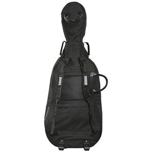 Gewa Prestige Rolly Black Gig Bag With Wheels