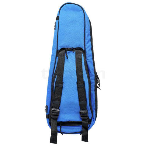Blue Rucksack for Gewa Shaped Violin Case - Back