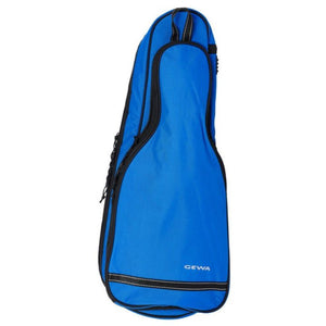 Blue Rucksack for Gewa Shaped Violin Case - Front