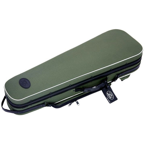 Green Pedi Niteflash Superlite Pro Violin Case
