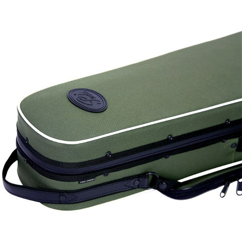 Pedi Niteflash Superlite Pro Violin Case Green