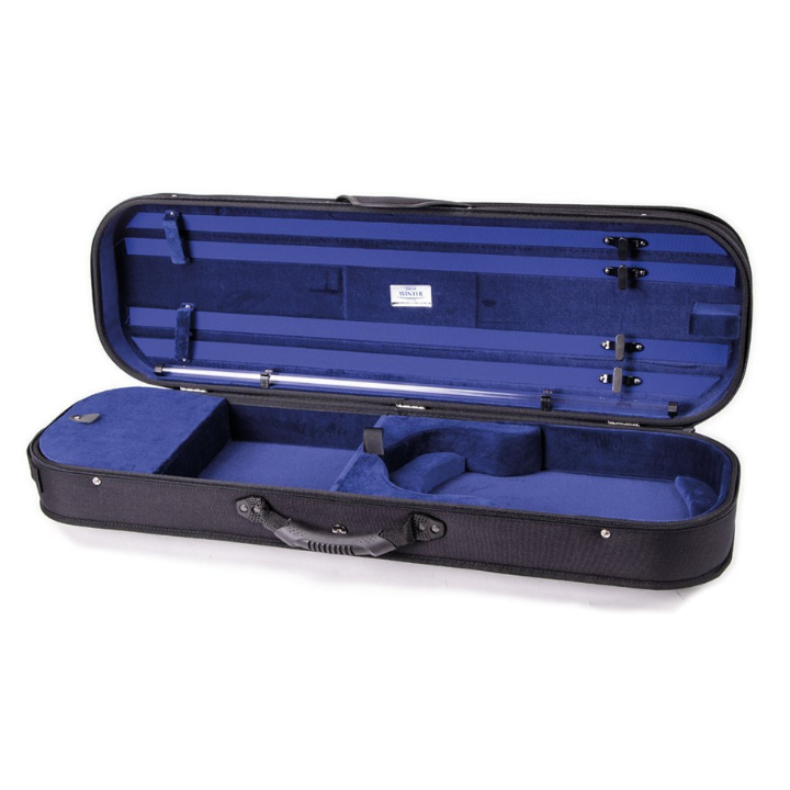 Blue Jakob Winter Greenline Violin Cases