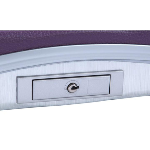 Image of hightech bam flute case Violet