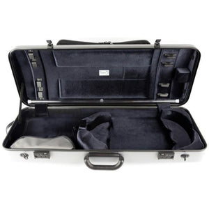 Bam Hightech Viola Case with Pocket Metallic Silver