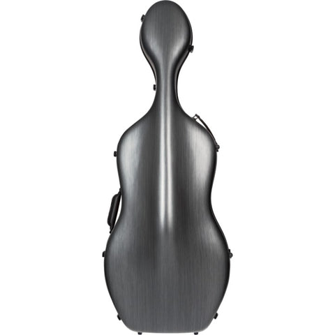 Howard Core CC4500 Black Cello Case Front