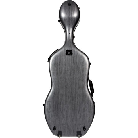 Image of Howard Core CC4500 Black Cello Case Back