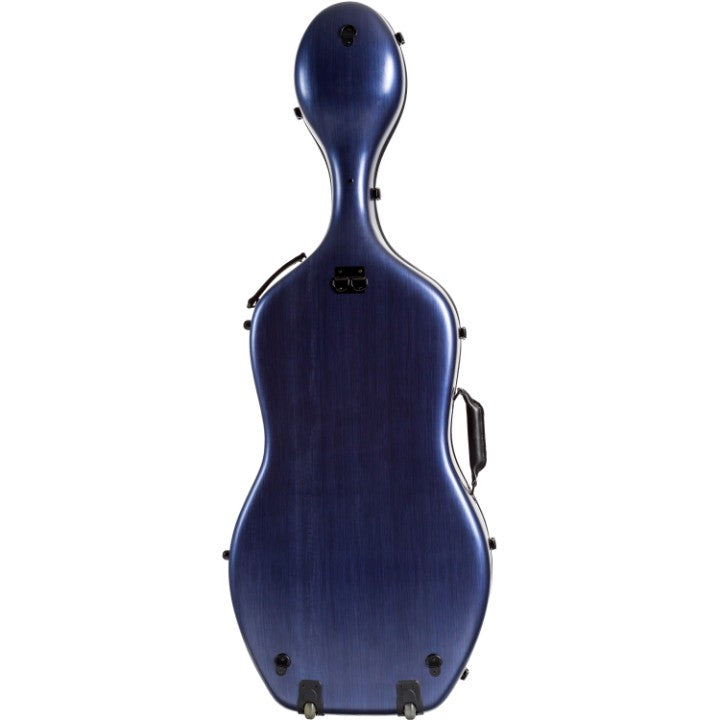 Howard Core CC4500 Blue Cello Case Back