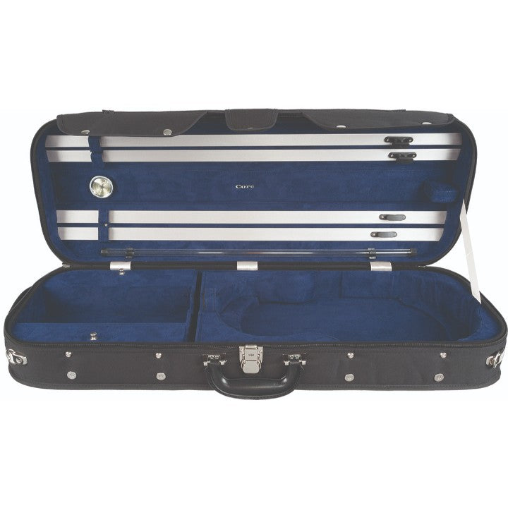 Howard Core CC525V Viola Case Blue Interior