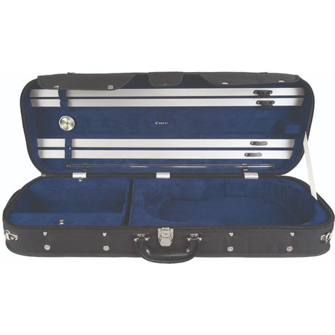 Image of Howard Core CC525V Viola Case Blue Interior