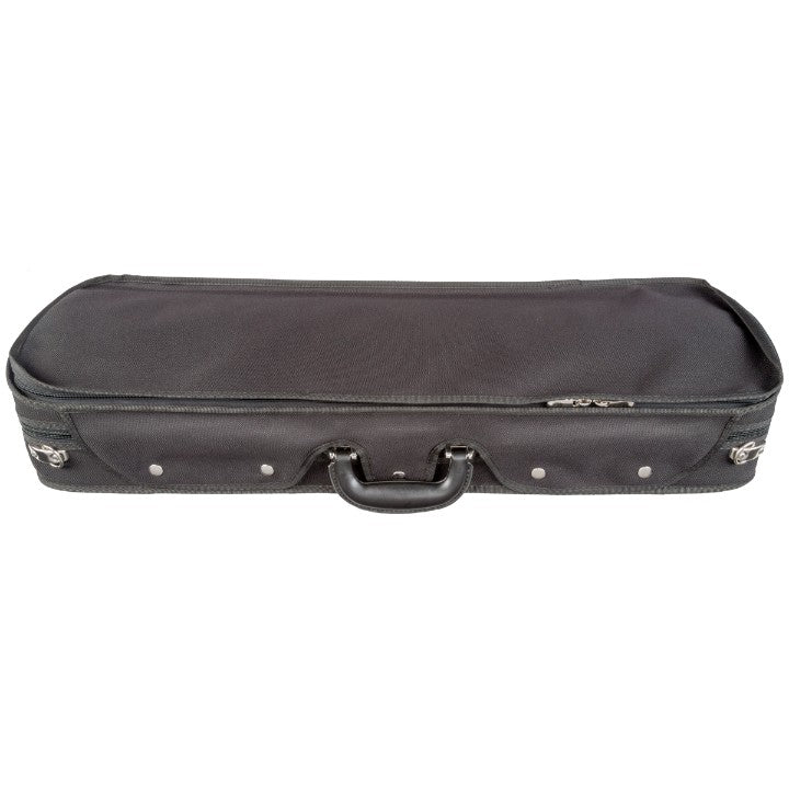 Howard Core Green CC550 Suspension Oblong Violin Case Front