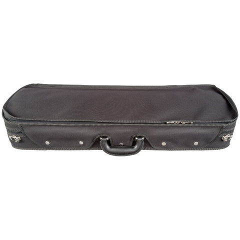 Image of Howard Core Green CC550 Suspension Oblong Violin Case Front