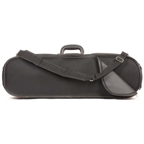 Howard Core CC575 Suspension Violin Case Red - Front
