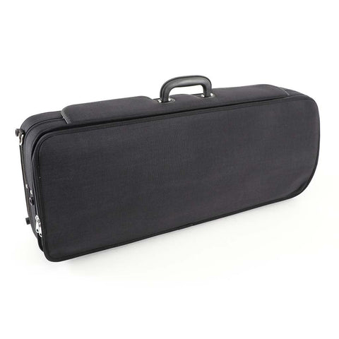 double violin case