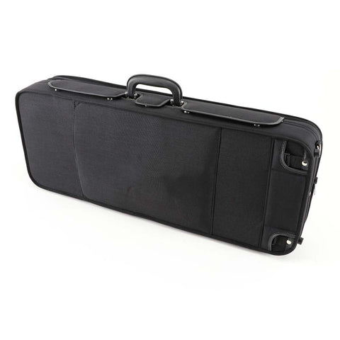 Image of Jakob Winter Double Violin Case Red