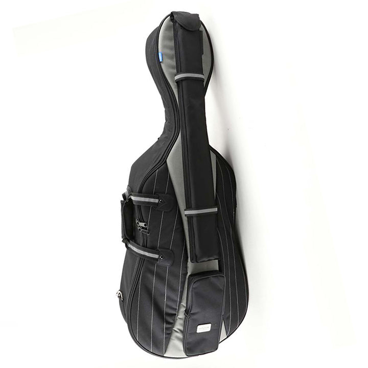 Jakob Winter Black Double Bass Gig Bag- Front